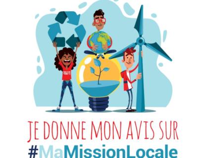 Donne ton avis sur la Mission Locale !