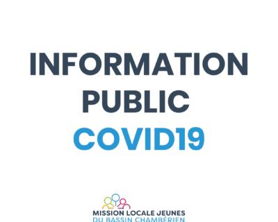Information Corona virus - COVID19